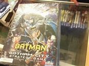 DC COMICS Game BATMAN GOTHAM CITY STATEGY GAME